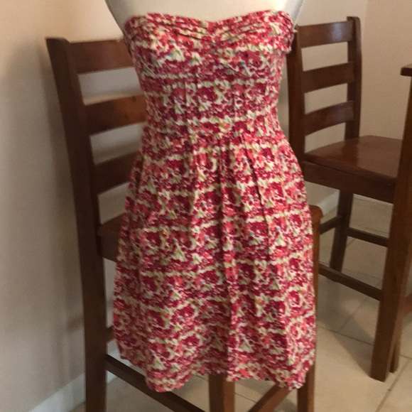 c6d053ea440c8 FREE SHIP American Eagle Outfitter strapless dress